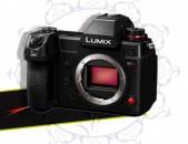 Panasonic Lumix DC-S1H 6K հիբրիդ ֆոտոխցիկ