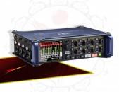 Zoom F8N / H8 / F6 և F4 Field Recorder - Audio Interface