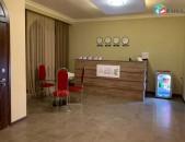 Գործող հյուրատուն հող-720քմ, շենք 520քմ 3 հարկ, 6 համար, սաունա, լողավազան, թենի