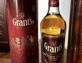 Վիսկի Grants / Whiskey / виски / viski