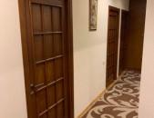 4 սենյականոց կապիտալ վերանորոգված բնակարան 4-րդ մասիվում