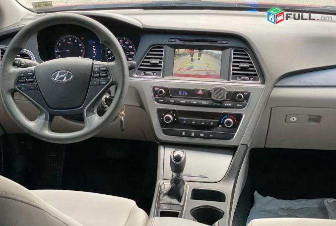 Hyundai Sonata , 2016թ․