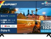 Herustacuyc հեռուստացույց smart android Blaupunkt 49UK950T