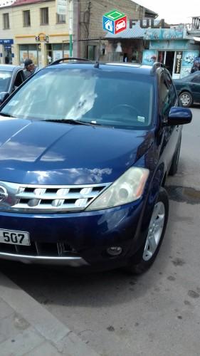 Nissan Murano , 2003թ.
