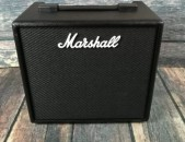 Marshall code25 guitar amplifier гитарный комбо