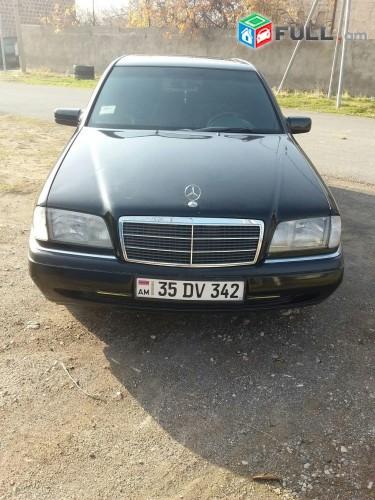Mercedes-Benz -     C 180 , 1996թ. SAKARKELI