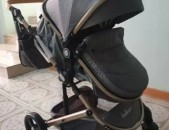 Մանկական սայլակ belecco, մանկասայլակ, Детская коляска 3-в-1 Belecoo