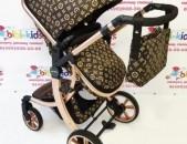 Louis Vuitton 2020 mankasaylak, kolyaska, mankakan saylak, baby stroller