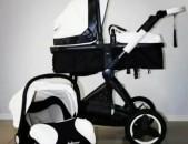 Belecoo 3 in 1 մանկասայլակ, baby stroller