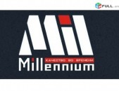 Millennium ապրանքանիշ / Xoxovak / Polipropilen / Detal / MILLENNIUM Mecacax Vacharq