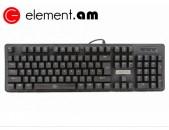 Խաղային Ստեղնաշար | JEDEL KL89 / stexnashar xaxayin klaviatura gaming keyboard