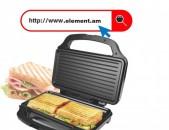 Սենդվիչ և վաֆլի պատրաստող սարքեր Sonifer բրենդից / տոստերներ