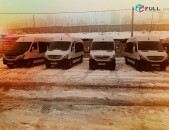 Տուրիստական Մեքենաների տրամադրում//Turistakan meqenaneri Tramadrum//Patverov Sprinter