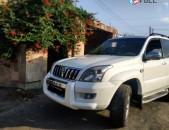 Toyota Prado gazov (yashik Prokat Ավտոմեքենաների վարձույթ Прокат Машин RENT CAR prakat Oravardzov