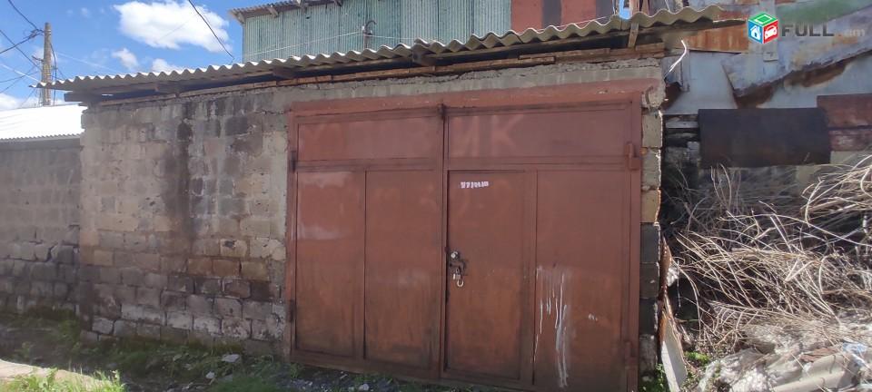 Վաճառվում է, քարաշեն ավտոտնակ Գյումրի Կարեն Դեմիրճյան փող․