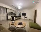 Նոր վերանորոգված բնակարան գույքով ու տեխնիկայով