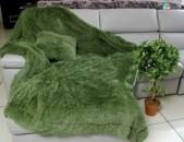 Ծածկոցներ ՇԻՆՇԻԼԱ, խակի կանաչ, ТРАВКА зеленый