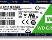 WD Green M. 2. SSD 120GB
