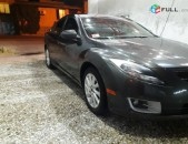 Mazda 6 , 2012թ. փոխանակվում է նաև ֆորդ տրանզիտի հետ