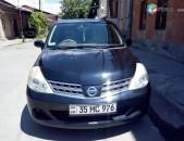 Nissan Tiida , 2008թ.