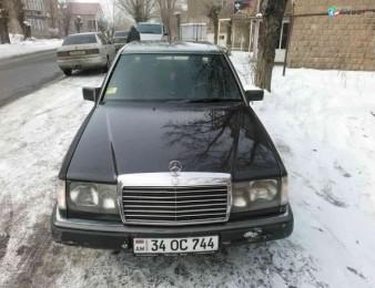 Mercedes-Benz / 124 , 1993թ.