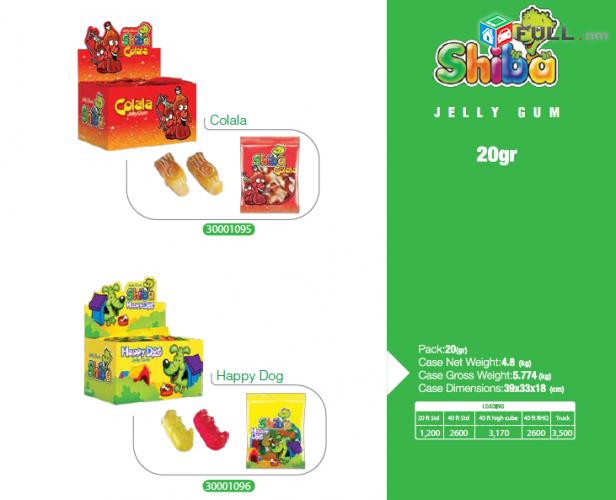 Jelly, Ժելե