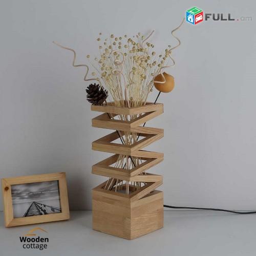 Փայտյա յուրօրինակ իրերի պատրաստում