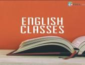 ԱնգլերենԱնգլերենի պարապմունքներ,անգլերենի դասընթացներ,angleren