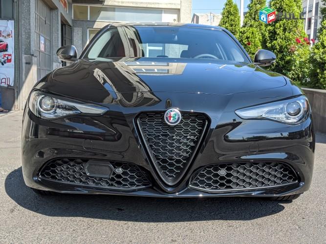 Alfa Romeo Giulia , 2019թ.