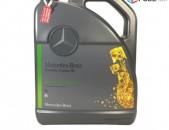 Mercedes-Benz 5w40 ev ayl Avtoyuxeri layn tesakani
