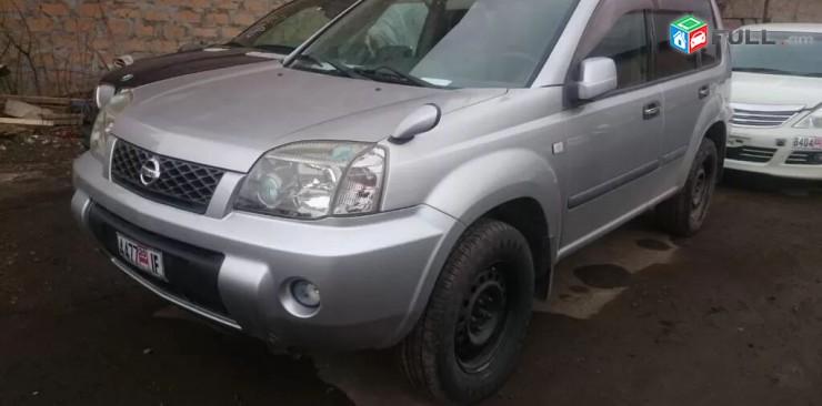 Nissan X-Trail, 2004թ