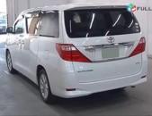Toyota Alphard, 2008 թ. 4x4 privod