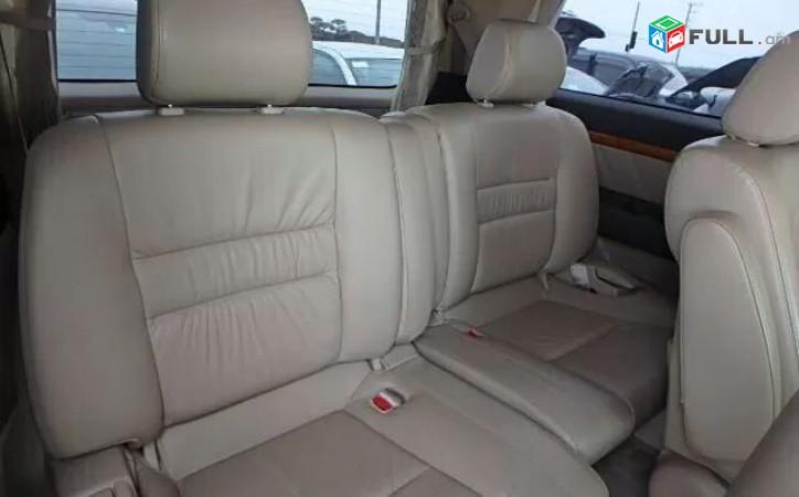 Toyota Alphard, 2006 թ.