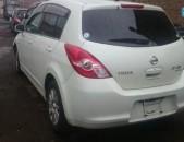 Nissan Tiida, 2010թ.