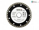 Ալմազնի դիսկ/Almazni disk/ YATO 125AB YT-6023, հատ
