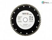 Ալմազնի դիսկ/Almazni disk/ YATO 180AB YT-6024, հատ