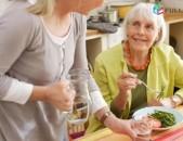 Уход за пожилыми и детьми, տարեցների և երեխաների խնամք