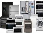 Կենցաղային տեխնիկայի վերանորոգում Ремонт бытовой техники․ Repair of household appliances․