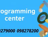 Programming center Web Cragravorman DASYNTACHER