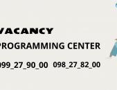 Programming Center  Վեբ-Ծրագրավորման Դասընթացներ