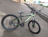 Hecaniv велосипед