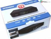 Smart Lab: թվային սարք tvayin sarq Тюнер DVB T2 openbox m8