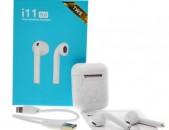 Smart lab : I11 bluetooth naushnik անլար ականջակալ airpod