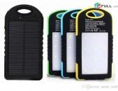 Smart lab: Power Bank 8000 mah solar charger
