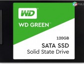 Smart lab: Твердотельный накопитель Western Digital WD GREEN PC SSD 120 GB