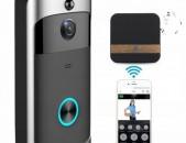 Smart lab: domofon, x smart home wireless video doorbell