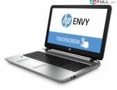 Smart lab: Նոութբուք HP ENVY 17T-K, 240Gb, 16 GB, i7-4720HQ 2.60GHz up to TOUCH SCREEN