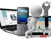 Smart Lab: Heraxosneri vernorogum, հեռախոսների վերանորոգում
