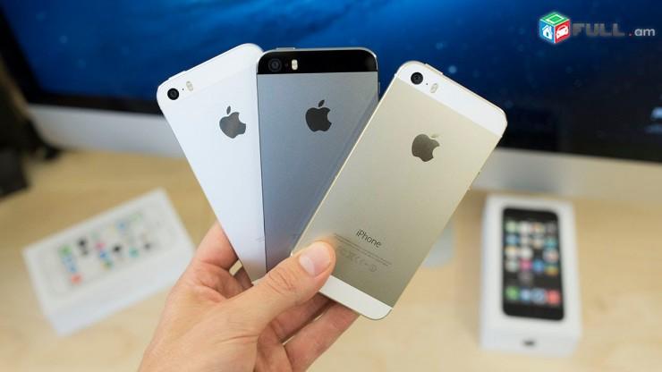 Apple Heraxos, հեռախոս Apple iPhone 5S, 16GB, lav vichak