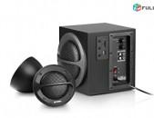 Smart Lab: F&D A111X Speaker dinamik bluthooth fleshka arandzin pult fm radio